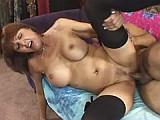 Nadržená padesátka miluje sex