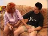 Úchylná máma šuká se synem – český incest