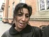 Německý mladík svede na ulici zralou maminu
