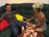 Česká mature Renata v německém pornu