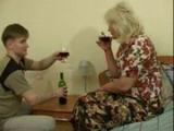Ruská máma šuká se synáčkem #4