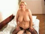 Ruská máma šuká se synáčkem #7