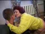 Ruská máma šuká se synáčkem #11